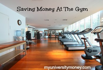 Saving Money At The Gym