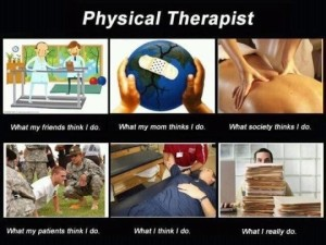major in physical therapy