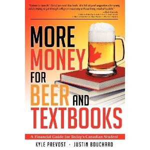 More Money for Beer and Textbooks title picture