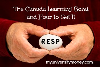 Canada Learning Bond and how to get it