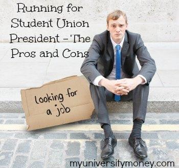 Running for Student Union President