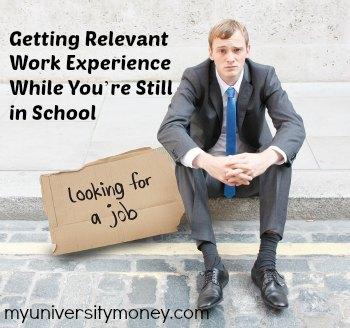 Relevant Work Experience