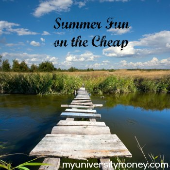 Summer Fun on the Cheap