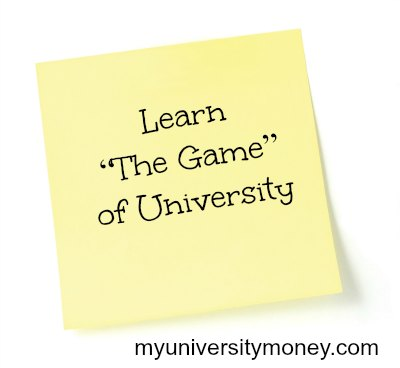 Learn The Game of University