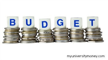 Learning To Manage A Household Budget While Going To School