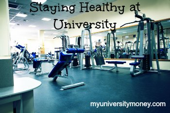 Staying Healthy at University
