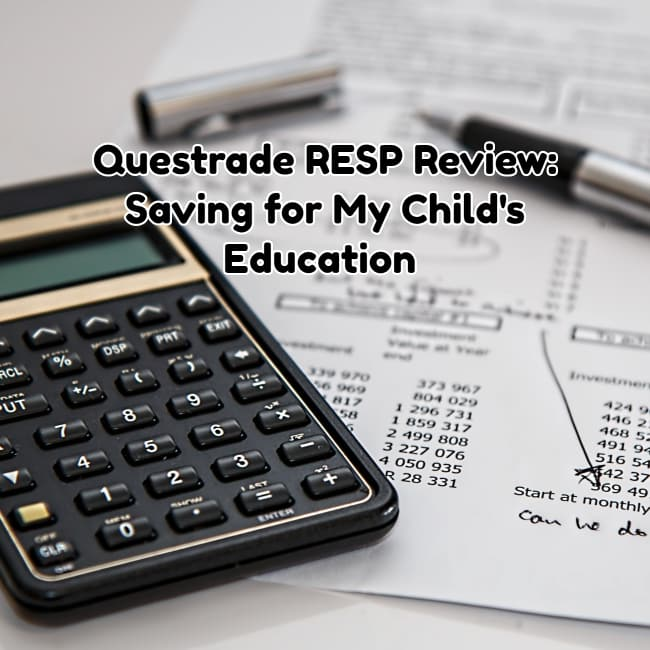 Questrade RESP Review