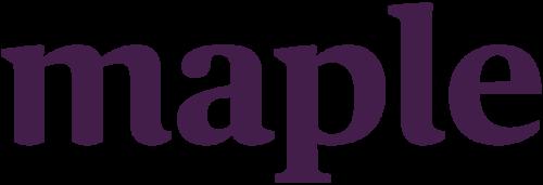 GetMaple logo