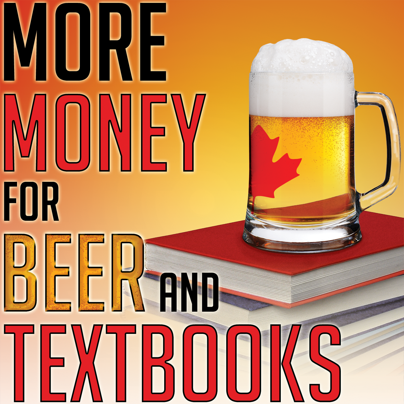 The More Money for Beer and Textbooks Podcast